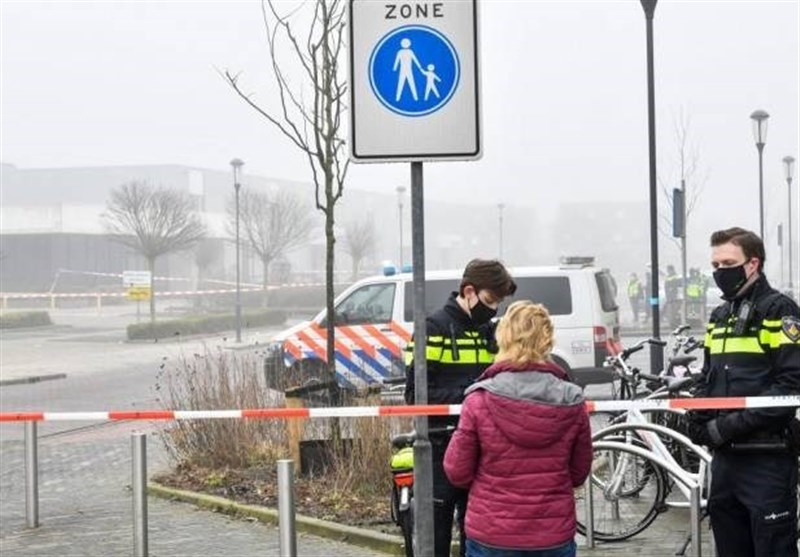 Explosive Goes Off near COVID Test Center in Netherlands