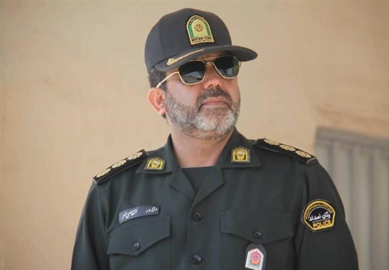 """ضارب حادثه """"پل گاومیشان"""" ایلام دستگیر شد"""