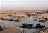 قصف صاروخی یستهدف قاعدة عین الاسد فی الانبار