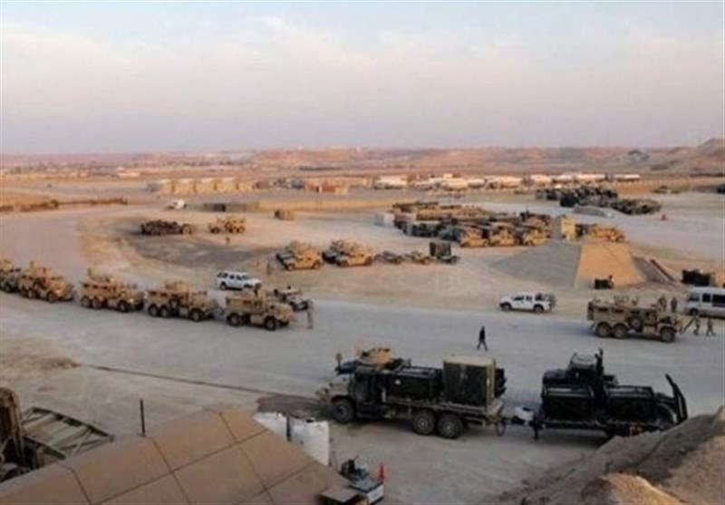 Two Rockets Land at Air Base Hosting US Troops in Iraq