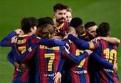 جام حذفی اسپانیا| صعود نفسگیر بارسلونا به فینال با بازگشتی هیجانانگیز برابر سویا