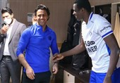 Esteghlal Forward Cheick Diabate Returns to Iran