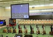 معرفی برترینهای رقابتهای تیراندازی آزاد تفنگ بادی مردان