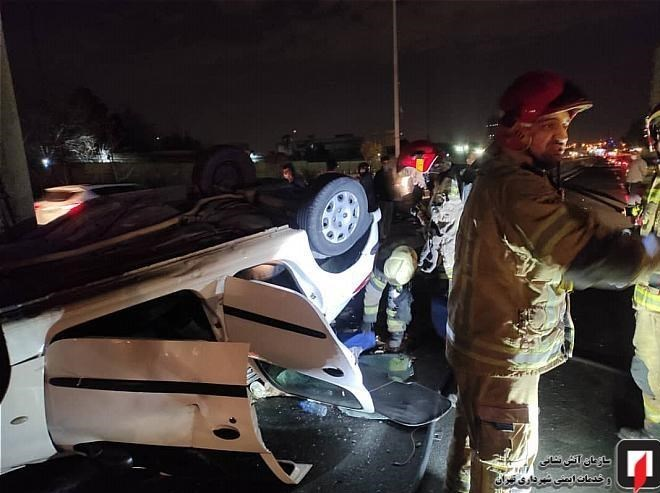 آتشنشانی , سازمان آتشنشانی تهران , پلیس راهور | پلیس راهنمایی و رانندگی , پلیس 110 , اورژانس ,