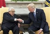 دفاع تمامقد کیسینجر از سیاستهای ترامپ در خاورمیانه؛ فشار علیه ایران باید ادامه یابد