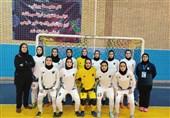 هفته هشتم لیگ برتر فوتسال بانوان| شکست هیئت فوتبال اصفهان و نامینو مقابل حریفان