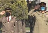 صلح افغانستان محور گفتوگوهای مقامات نظامی قطر و پاکستان