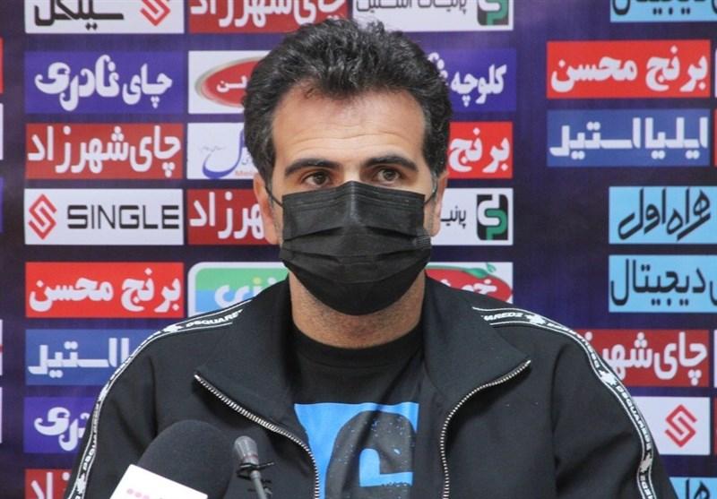 مصطفوی: اتفاقات دربی تمام شد، ما به نجابت و اصالتمان افتخار میکنیم/ حسینی بازی نکرده اما روحیهاش را حفظ کرده است