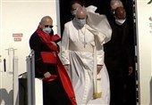 Pope Lands in Iraqi Capital for Historic First Visit