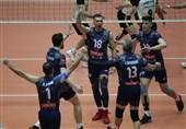 Iran's Foolad Sirjan Defeats AGMK at Asian Club Volleyball Championship