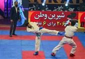 پایان روز نخست انتخابی درون اردویی تیم ملی کاراته/ معرفی نفرات برتر سه وزن نخست