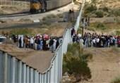 آمریکا 100 هزار مهاجر را در مرز مکزیک دستگیر کرد