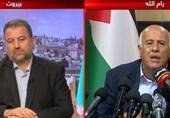 فلسطین  دیدار دو عضو ارشد حماس و فتح در قاهره