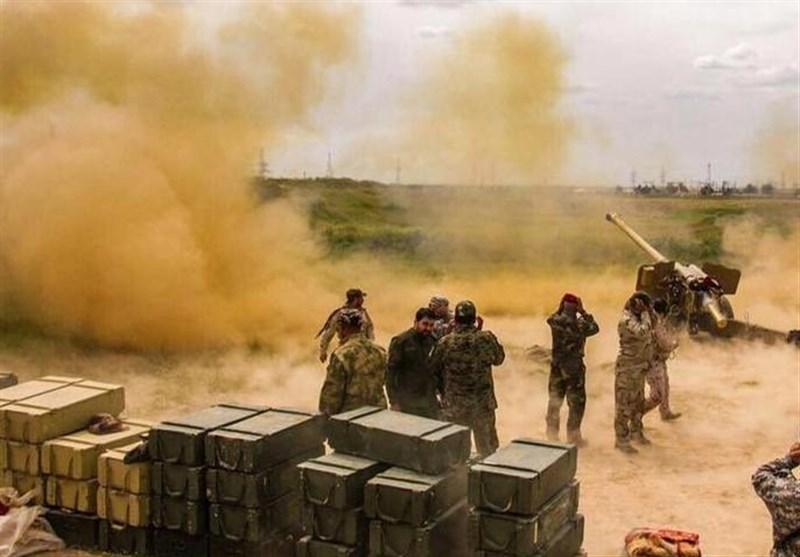 کشور عراق , داعش | گروه تروریستی داعش , بسیج مردمی عراق |حشد الشعبی ,