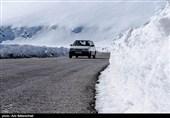 هواشناسی ایران 99/12/18|بارش برف و باران در برخی استانها/سامانه بارشی کشور را در برمیگیرد