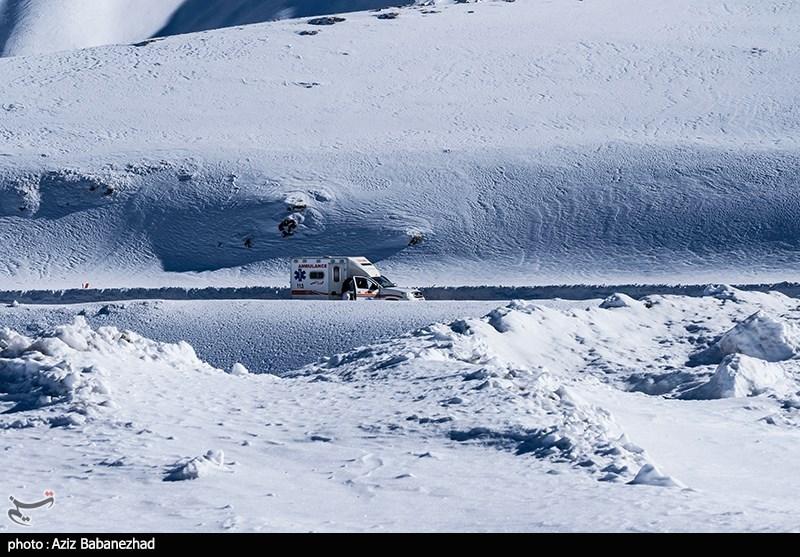 هواشناسی ایران 99/12/17|بارش برف و باران در برخی استانها/ سامانه بارشی آخر هفته وارد کشور میشود