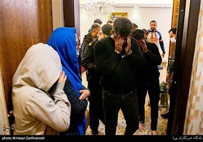 بازداشت سارقان منزل در شهرک آزادی