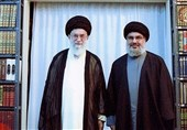 پیام تسلیت سید حسن نصرالله به رهبر انقلاب در پی درگذشت سردار حجازی