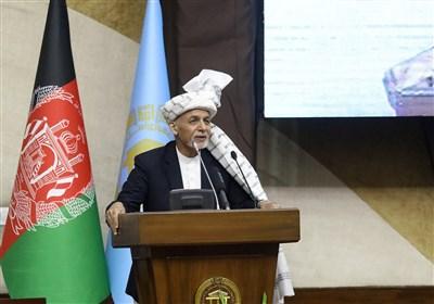 اشرف غنی: طالبان حاضر به گفتوگو درباره صلح نیست