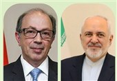 Top Diplomats Discuss Iran-Armenia Ties