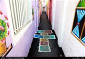 اجرای 4 هزار متر مربع پروژه کوچه رنگی در سطح منطقه 5