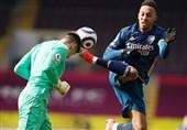 لیگ برتر انگلیس| آرسنال از پس برنلی برنیامد/ شانزدهمین بازی بدون پیروزی در کارنامه توپچیها