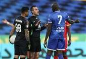 اعلام اسامی داوران دو دیدار معوقه لیگ برتر فوتبال