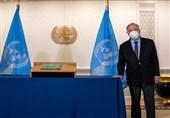 سلام گرم دبیرکل سازمان ملل به رئیس جمهور سوریه