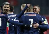 جام حذفی فرانسه| صعود پاریسنژرمن به یک هشتم نهایی
