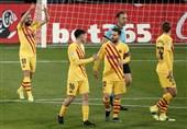 لالیگا| برتری روحیهبخش بارسلونا در آستانه دیدار حساس با PSG