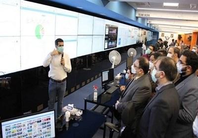 افتتاح مرکز مانیتورینگ پلتفرم های دیجیتال همراه اول
