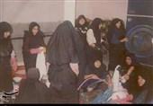 بیمارستان شهید کلانتری اندیمشک ناجی جان رزمندگان در دوران دفاع مقدس+تصاویر