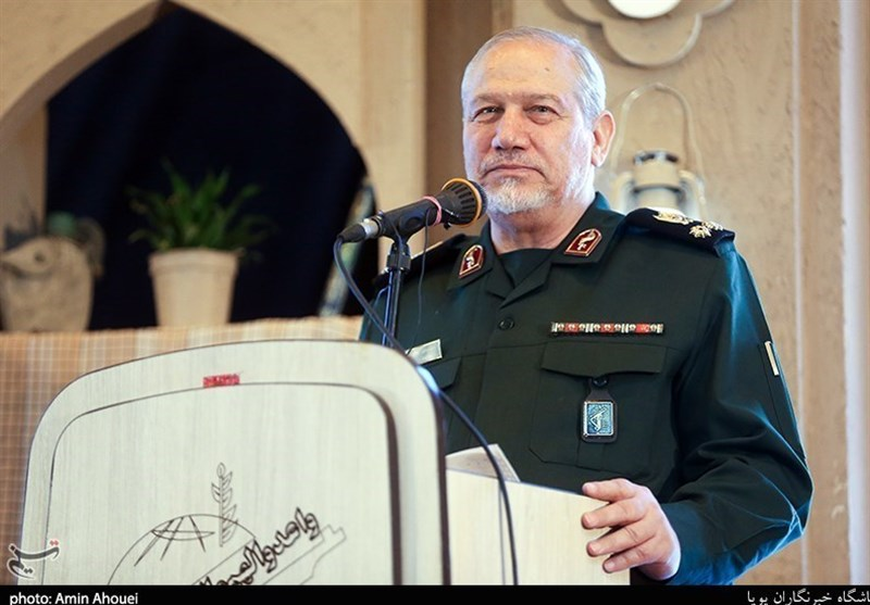 Extending Depth of Islamic Revolution IRGC's Main Task: Senior General