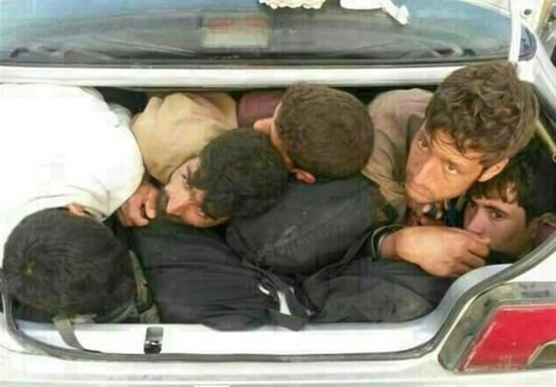 باند قاچاق انسان در سیستان و بلوچستان منهدم شد