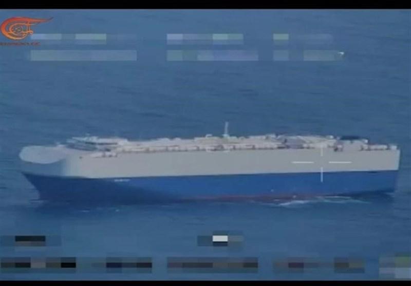 المیادین دروغ تلآویو علیه ایران درباره کشتی اسرائیلی را برملا کرد+فیلم