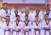 Iranian Taekwondo Athletes Win Two Gold Medals at Sofia Open