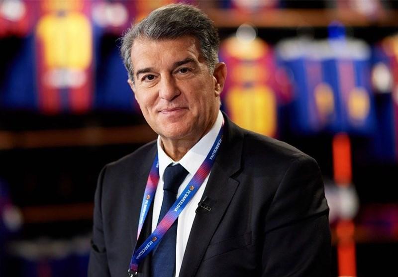 اعلام پیروزی لاپورتا در انتخابات ریاست باشگاه بارسلونا توسط رسانههای کاتالان