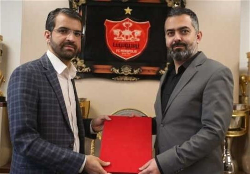 معاون جدید مالی، اداری و پشتیبانی باشگاه پرسپولیس منصوب شد