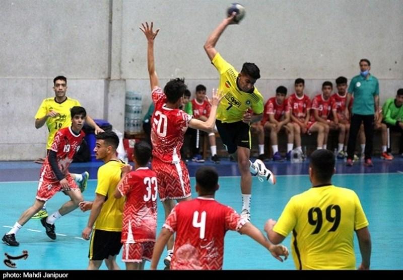 مسابقات هندبال قهرمانی نوجوانان پسر کشور در اصفهان به روایت تصاویر