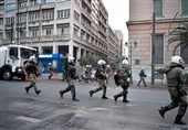 Greek Police, Protesters Clash in Athens Suburb