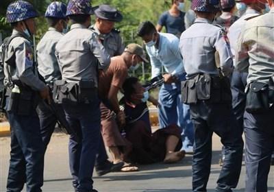 گزارشگر ویژه حقوق بشر سازمان ملل کشتار گسترده معترضان میانماری را محکوم کرد