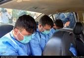 6 سارق حرفهای و مالخر اموال عمومی در زاهدان دستگیر شدند