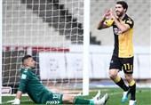 سوپرلیگ یونان| پیروزی آاِک آتن با 2 گل انصاریفرد