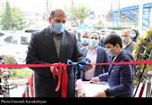 افتتاح بیمه ملت در مازندران به روایت تصویر