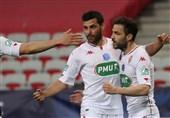 جام حذفی فرانسه| صعود موناکو به مرحله یک هشتم نهایی از خانه نیس