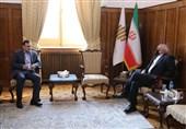 گفتوگوی عزیزی خادم با ظریف درباره میزبانی ایران