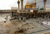 اجرای طرح توسعه زیرسطحی حرم امام کاظم(ع) توسط ستاد بازسازی عتبات عالیات