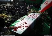 پیکر6 سیمبان شرکت برق استان کرمان تشییع شد
