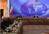 ظریف: مسؤولیة الحکومة ووزارة الخارجیة دعم مصدری القطاع الخاص