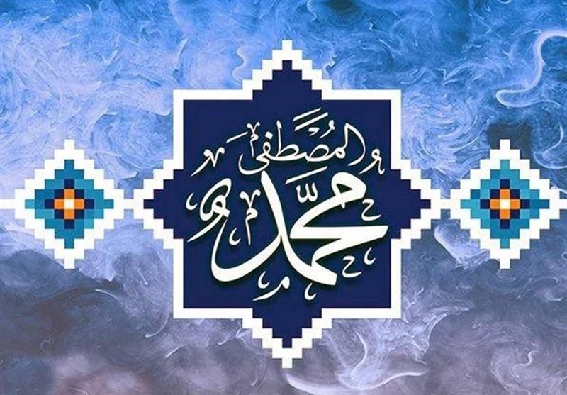 اشعاری در مدح پیامبر (ص)| پر از صوت اذان شد کهکشانها از برای تو، محمد گفت و دنیا را پر از الفاظ زیبا کرد